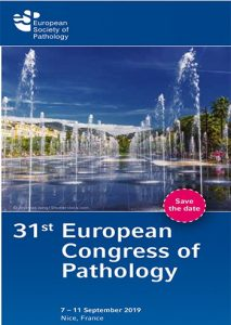 31st EUROPEAN CONGRESS OF PATHOLOGY @ Palais des Congrès Nice Acropolis | Nice | Provence-Alpes-Côte d'Azur | France